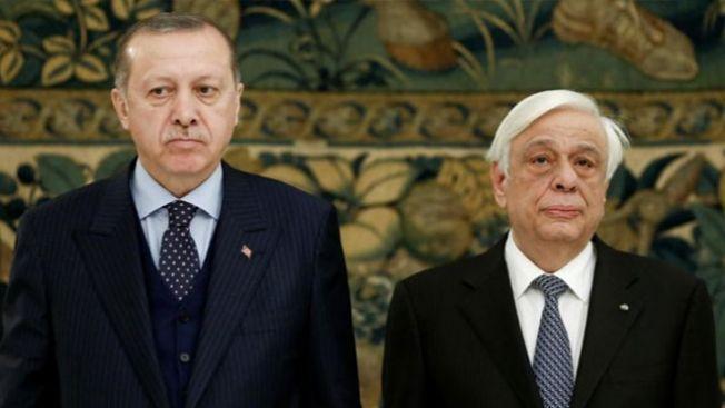 Erdoğan-Pavlopulos görüşmesi dünya gündeminde: Hınç alma partisi