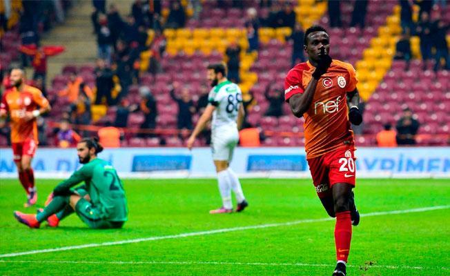 Galatasaray'dan geri dönüş