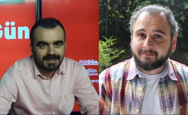 Gazeteci Tunca Öğreten ve Mahir Kanaat tahliye edildi