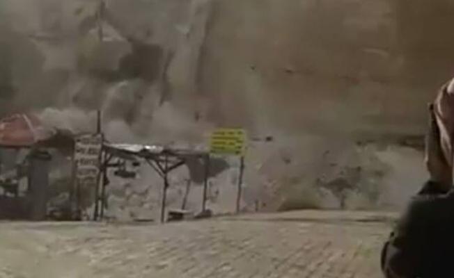 Hasankeyf'te yıkım devam ediyor