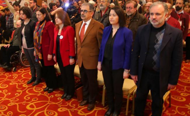 HDK eş sözcülüğüne yeniden Koçyiğit ve Hamzaoğlu seçildi