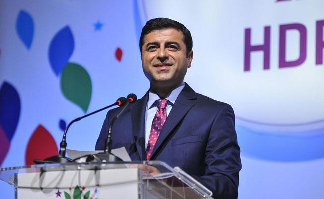 HDP'den AYM'ye tepki: Demirtaş'a 15 dakika ayıracak, 15 dakikada çay bile demlenmez
