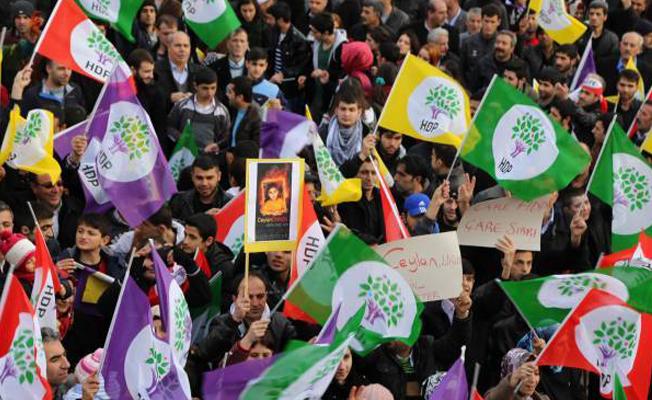 HDP'nin konferans takvimi açıklandı