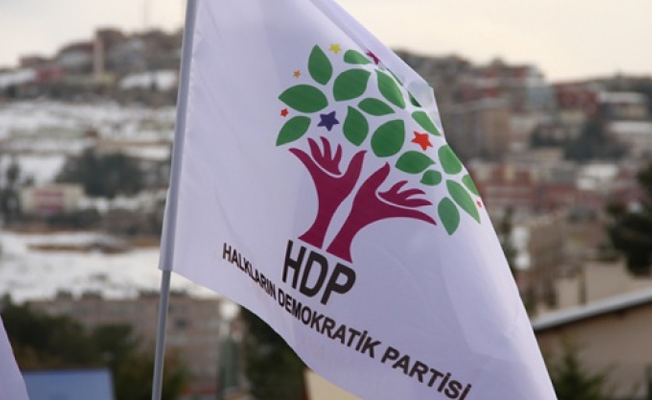 HDP'den olağanüstü toplantı çağrısı