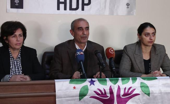 HDP'den Yüksekdağ, Demirtaş ve Baluken'in davasına çağrı