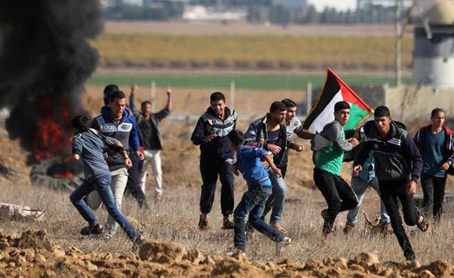 İsrail Ordusu'ndan Gazze'ye hava saldırısı: Ölü ve yaralılar var
