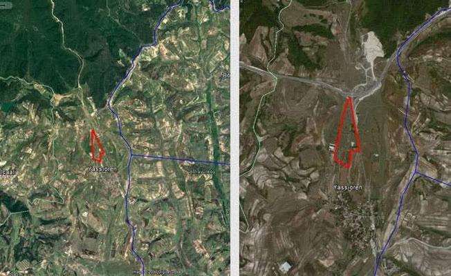İstanbul'un Yassıören köyündeki 150 milyon metrekarelik mera imara açılıyor