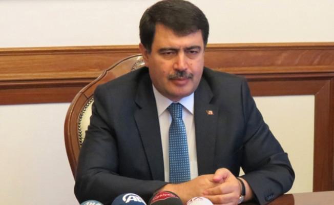 İstanbul Valisi Şahin yılbaşı önlemlerini açıkladı