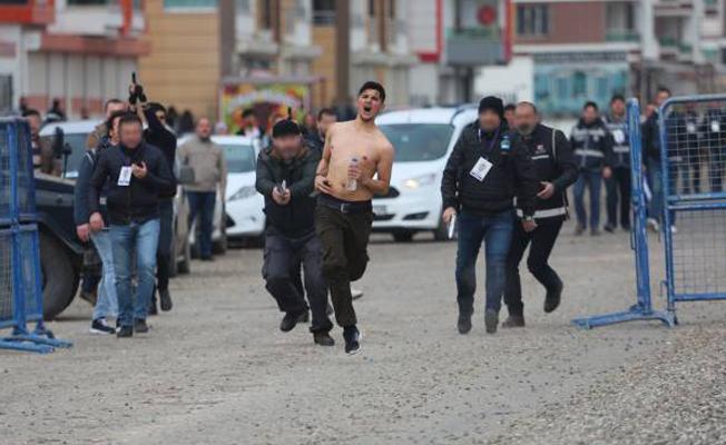Kemal Kurkut'u öldüren polisi tutuklama talebi reddedildi
