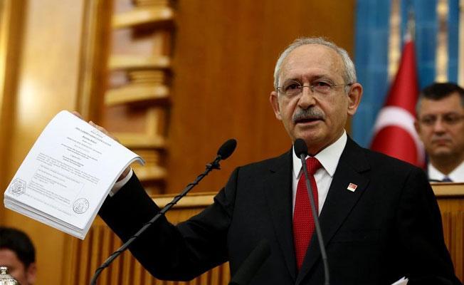 Kılıçdaroğlu'ndan Erdoğan'a: Geri adım yok, uyutmayacağım seni