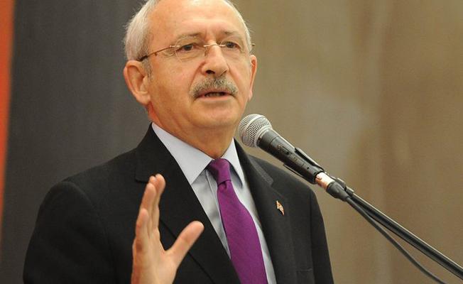 Kılıçdaroğlu'ndan Erdoğan'a: Kudüs konsolosluğunu büyükelçiliğe çevir