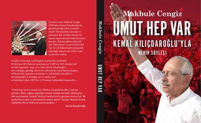 Matbaa, Kılıçdaroğlu'nun söyleşisinin yer aldığı kitabı basmayı reddetti