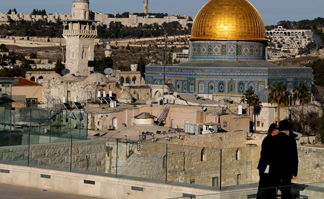 Kremlin'den Kudüs açıklaması