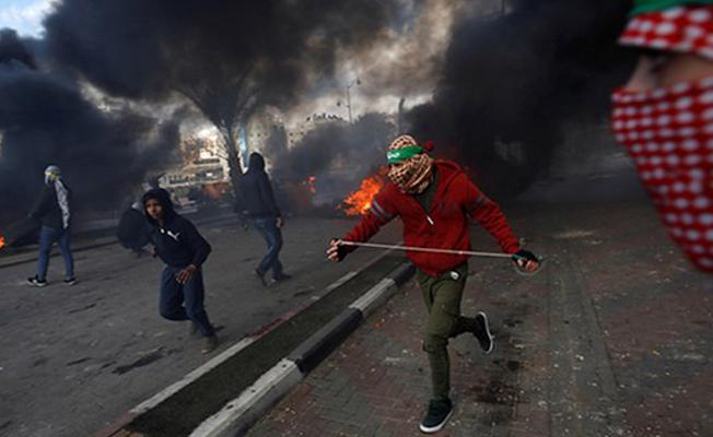 Kudüs'te çatışma: 2 ölü