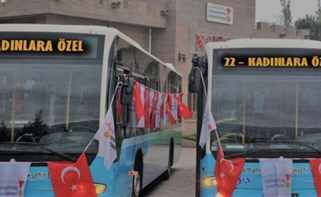 Malatya'dan sonra Maraş'ta ayrımcı uygulama: Kadınlara özel otobüs