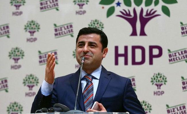Meclis Başkanı, Selahattin Demirtaş için devreye girdi