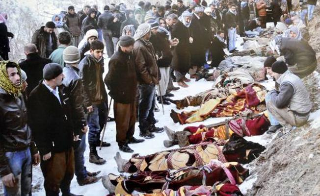 Meclis Başkanlığı 'Roboski Katliamı' ifadelerini 'kaba ve yaralayıcı' buldu