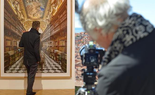 Mimarlık tarihi fotoğrafları sergisi ziyaretçilerini bekliyor