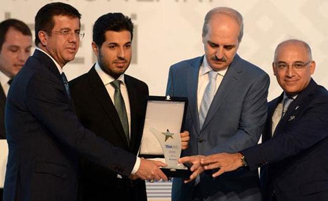 Zarrab'a ödül veren Ekonomi Bakanı Zeybekci: Bunlar konuşulmaması gereken şeyler