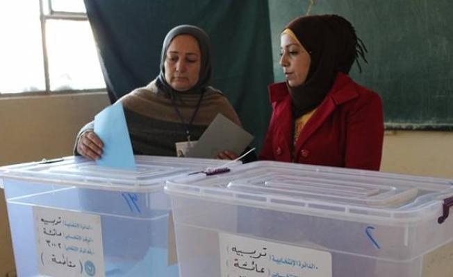 Kuzey Suriye'de oy verme işlemi sona erdi