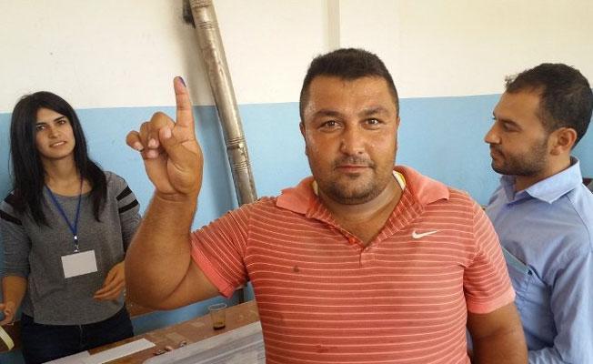 Kuzey Suriye'de yerel seçim oylaması başladı