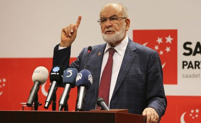 Saadet Partisi'nden İYİ Parti'nin ittifak önerisine yanıt