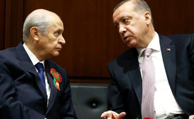 'Saray'ın, Bahçeli'den kurtulmak için yeni formülü; CHP ile ittifak'