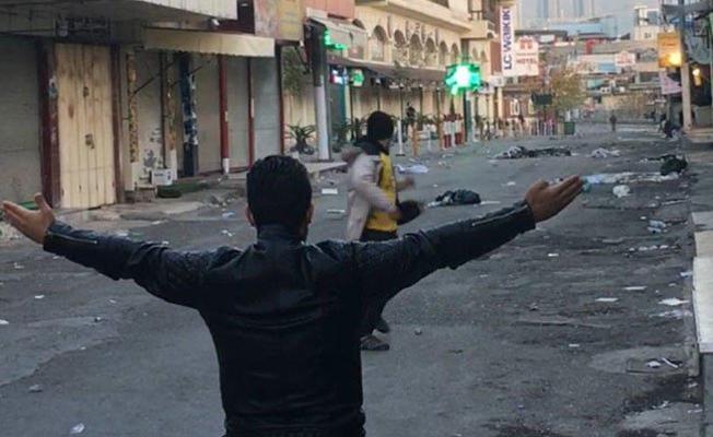 Süleymaniye'deki protestolarda 5 kişi hayatını kaybetti