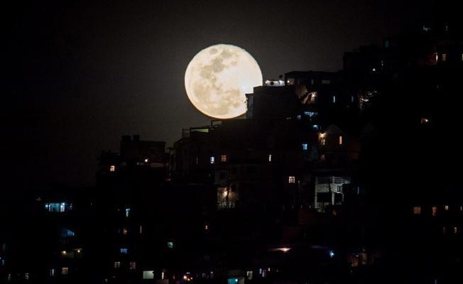 'Süper Ay' bu gece