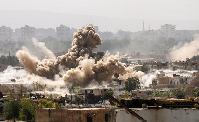 Suriye'deki savaşta 2017: 39 bin ölü