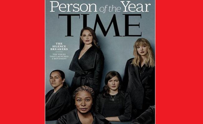 Time yılın kişisini seçti: 'Sessizliği Bozanlar'