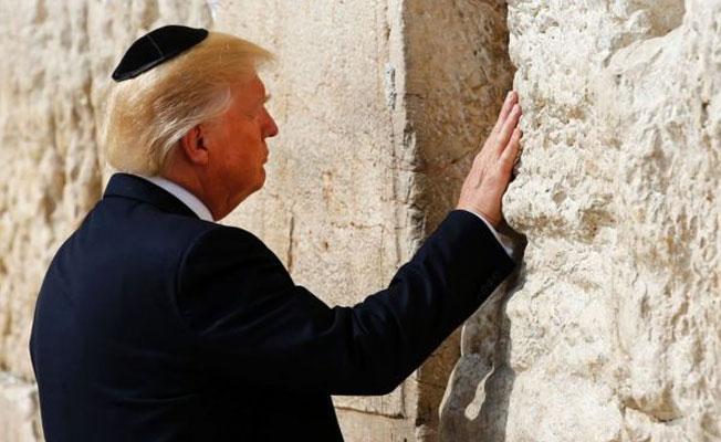Trump, Kudüs'ü İsrail'in başkenti olarak tanıdığını açıkladı