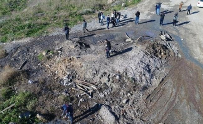 Tuzla'daki koku soruşturmasında 4 kamyon yakalandı