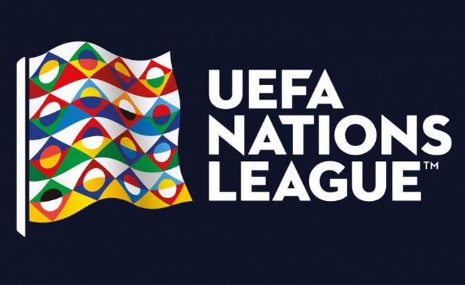 UEFA Uluslar Ligi'nde torbalar belli oldu