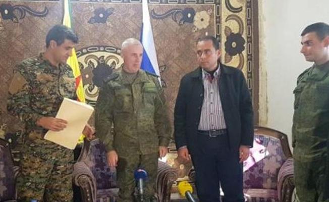 YPG ve Rus generalden ortak açıklama: Deyrizor'un doğusu IŞİD'den temizlendi