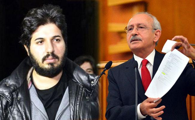Zarrab, Kılıçdaroğlu'na açtığı davaları geri çekiyor