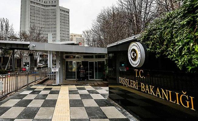 ABD'nin Ankara Büyükelçiliği Maslahatgüzarı, Dışişleri'ne çağrıldı