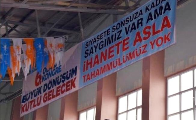 Abdullah Gül'e 'mesaj mı' veriliyor: 'İhanete asla tahammülümüz yok'