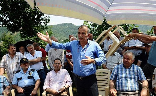AKP'li Belediye Başkanı: Vaat ettim, bu milleti kandırdım, basın yazmıyor