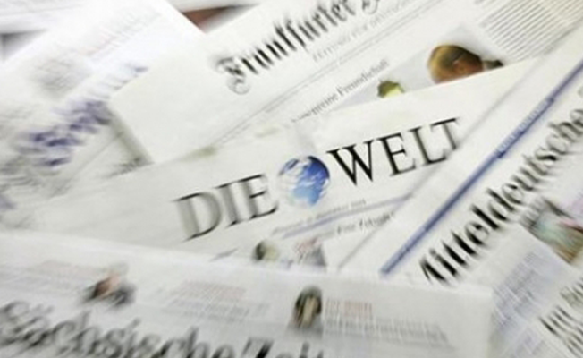 Alman basını: 'Erdoğan Suriye Kürtlerine karşı kara harekatı başlattı'