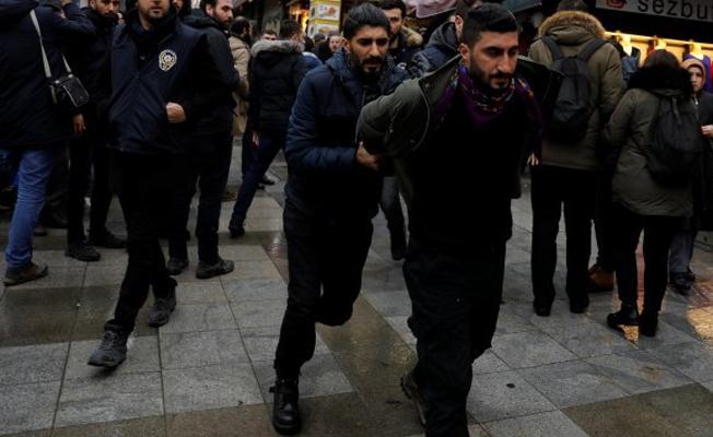 Ankara'da Afrin yasağı