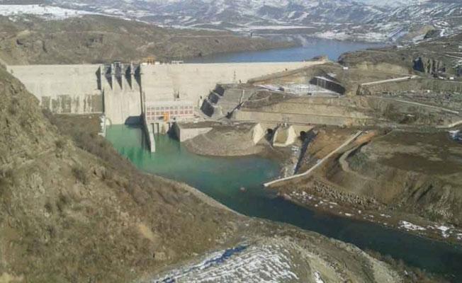 Bakan Eroğlu: Barajlarımız en düşük seviyede