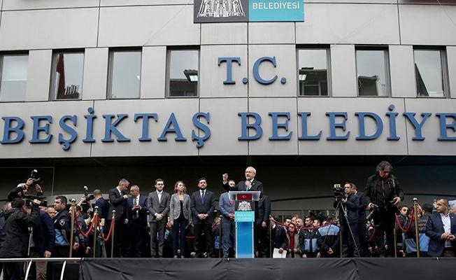 Beşiktaş'ta görevden uzaklaştırılan meclis üyesi, başkanlık seçimine çağrılmış