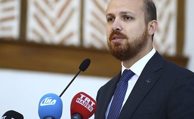 Bilal Erdoğan'dan imam hatiplilere: Sizler Erdoğan neslisiniz