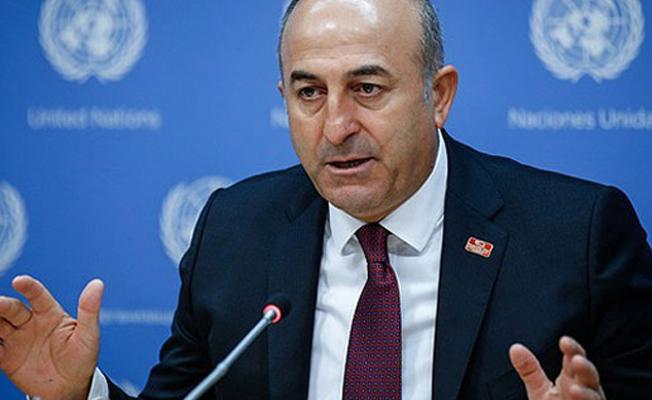 Çavuşoğlu: Türkiye, ABD'den daha az güvenli bir ülke değildir