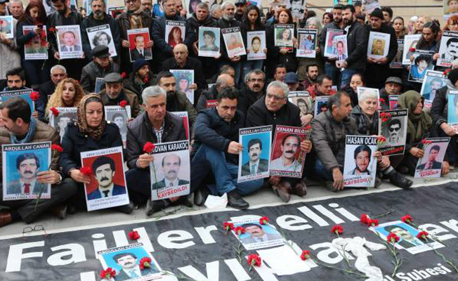 Cumartesi Anneleri: OHAL demek kayıp, ölüm, işkence, cezaevi demektir