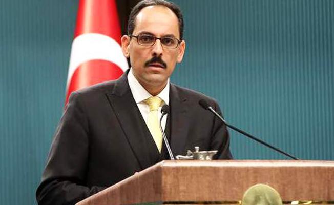 """Cumhurbaşkanlığı'ndan """"ayaklarını kırın"""" açıklaması"""