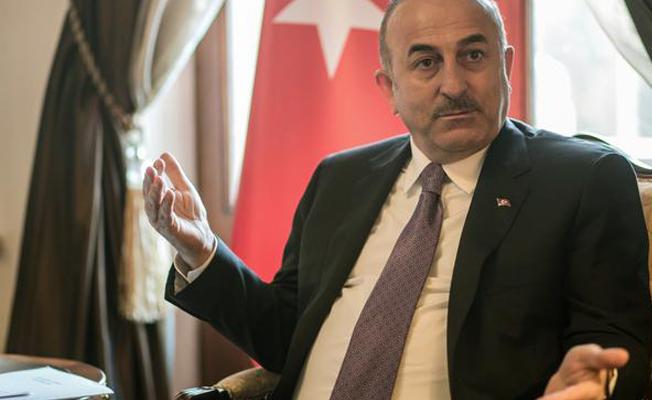 Çavuşoğlu: ABD'nin açıklamaları Afrin'e operasyonu ertelemez