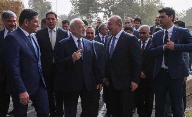 Dışişleri Bakanı Çavuşoğlu Bağdat'ta