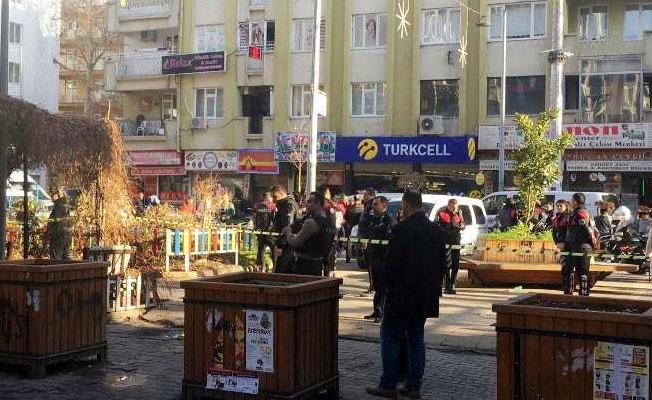 Diyarbakır Sanat Sokağı'ndaki patlama